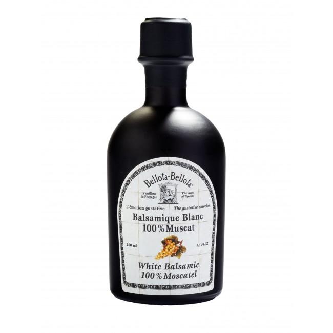 Les vinaigres balsamiques Le Moscatel 25cl